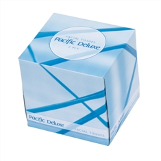 Pacific Deluxe Facial Tissue 2ply 90sheets