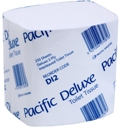Pacific Deluxe Interleaved Tissue 2-Ply 250 Sheets