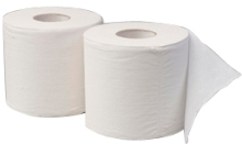 Pacific Green Recycled Toilet Roll 1-Ply 850 Sheet