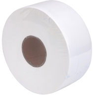 Pacific Deluxe Jumbo Toilet Roll 1-Ply 500m