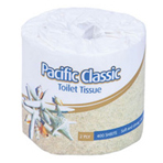 Pacific Classic Toilet Roll 2-Ply 400 Sheets