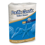 Pacific Classic Toilet Roll 2-Ply 200 Sheets