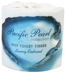 Pacific Pearl 3 Ply Toilet Roll 250 Sheets