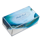 Pacific Pearl Facial Tissue 2-Ply 200 Sheets