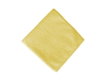 Standard Microfibre Cloth Yellow