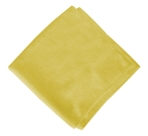 Microfibre Bathroom Cloth Yellow