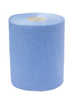 Sorb-X Barrel Roll 1-Ply Blue