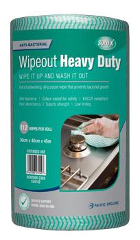 Sorb-X Wipeout Heavy Duty Green