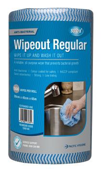 Sorb-X Wipeout Regular Roll Blue